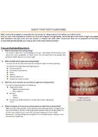 dentist-camberwell-info-Night Grinding