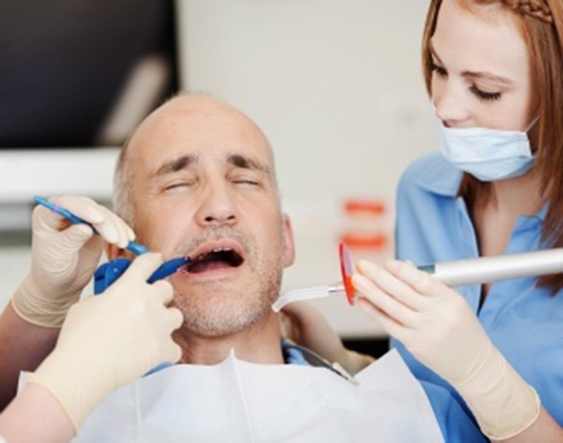 Dental Sedation at Hartwell Dentistry