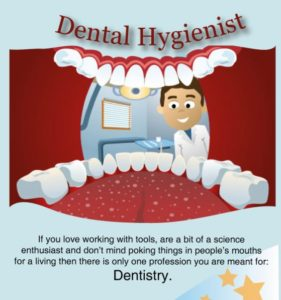What is the difference between a dental hygienist and oral health therapist?